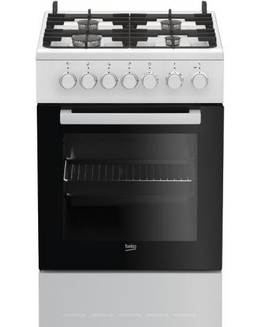 Комбинированная плита Beko FSET 52130 GW