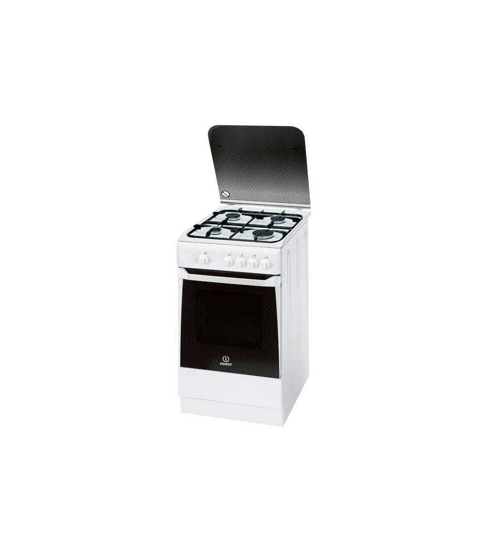 Кухонная плита Indesit KN 3G21 (W)
