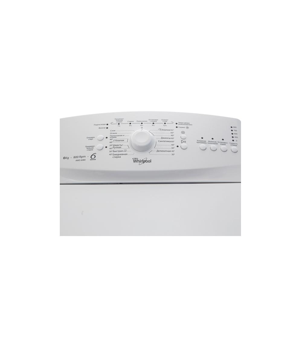 Стиральная машина Whirlpool AWE 6080