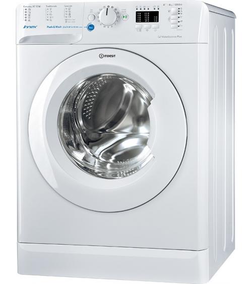 Стиральная машина Indesit BWSA 61253 W EU
