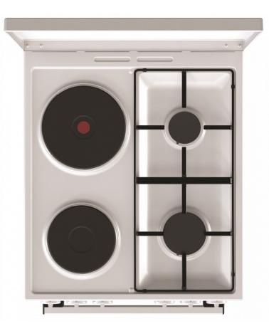 Комбинированная плита Gorenje KN 5121 WG