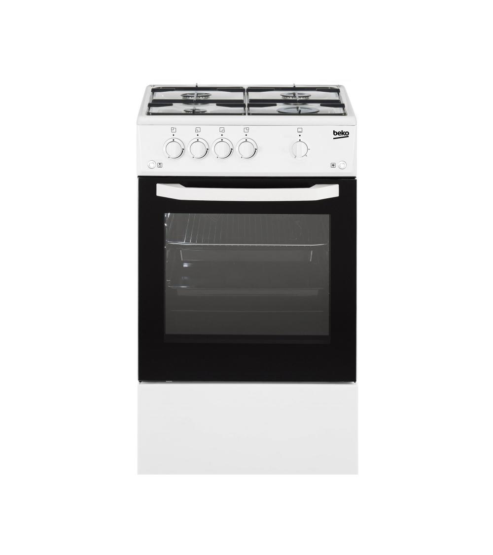 Газовая плита Вeko CSG 42012 W