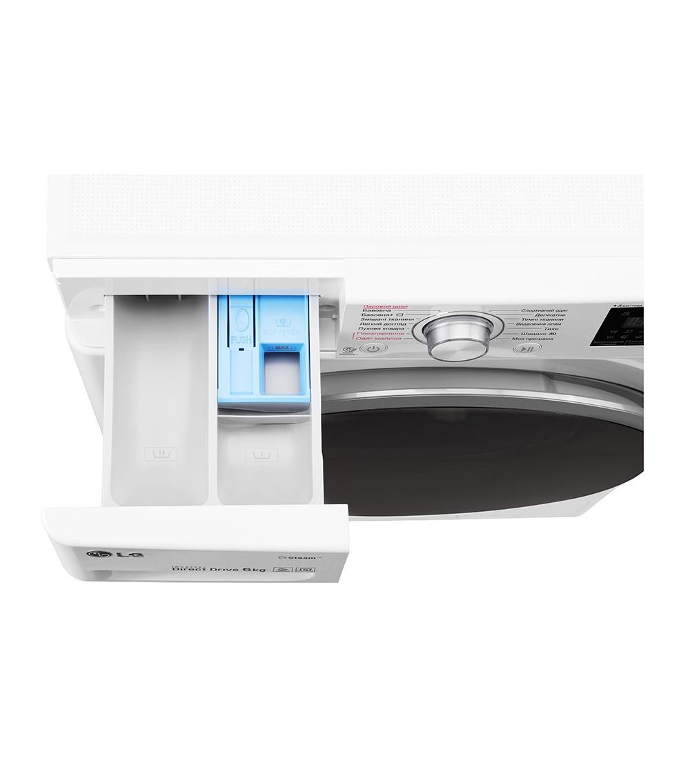 Стиральная машина LG F0J6NS1W
