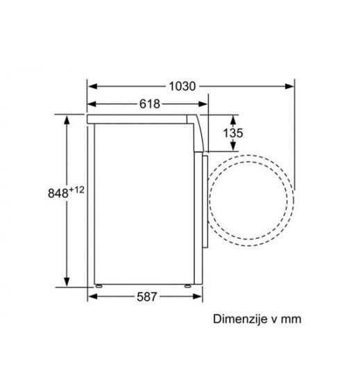Стиральная машина Bosch WAW 24460 EU