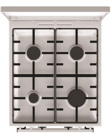 Комбинированная плита Gorenje K 5341 WH
