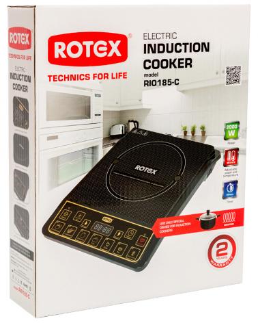 Индукционная плита Rotex RIO185-C