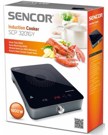 Индукционная плита Sencor SCP 3201GY