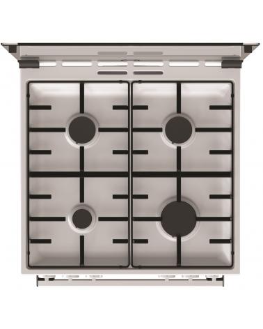 Комбинированная плита Gorenje K 614 WH