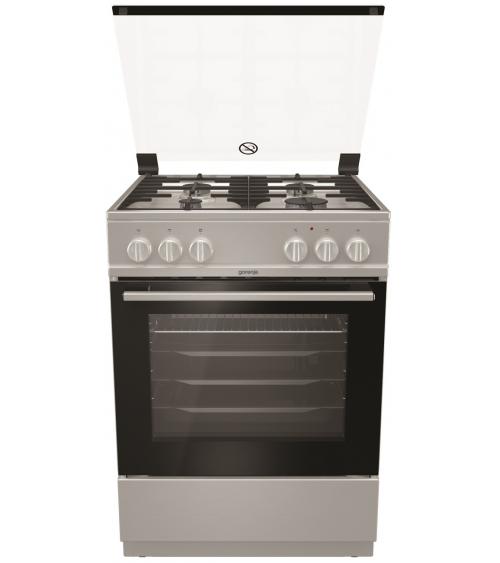 Комбинированная плита Gorenje K 6121 XF