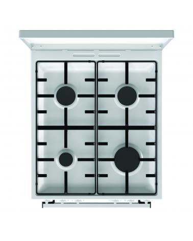 Комбинированная плита Gorenje KN 5121 WH