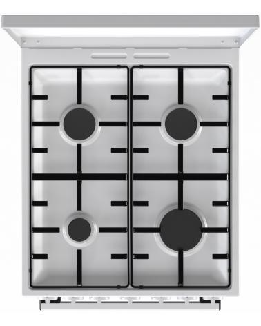 Комбинированная плита Gorenje KN 5221 WH