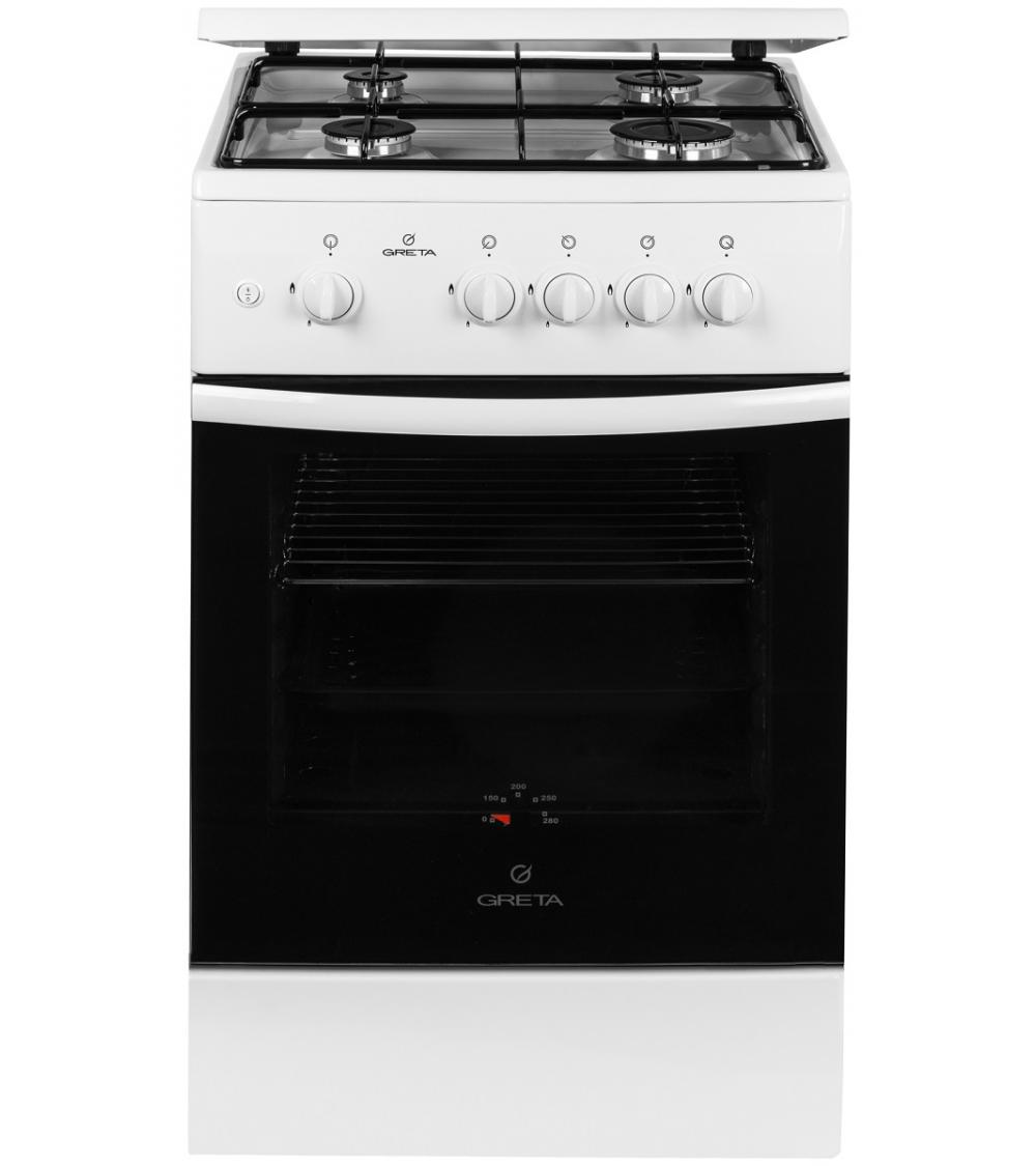Кухонная плита Greta 1470-00/06  WH