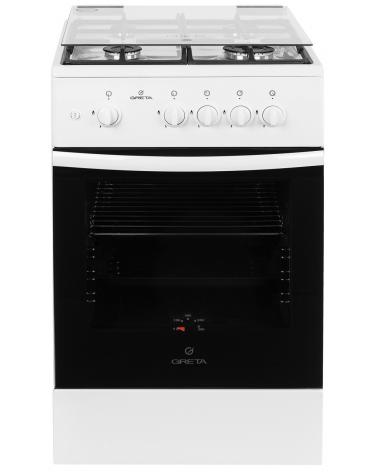 Кухонная плита Greta 1470 00/07 WH