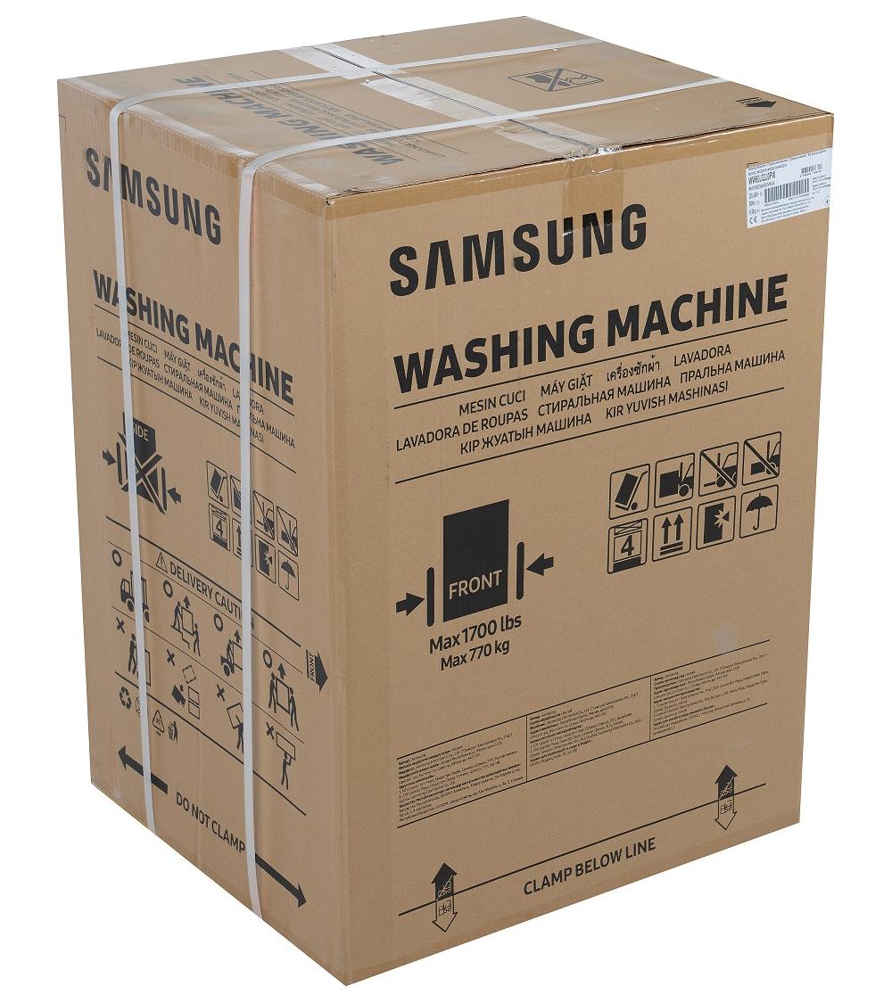 Стиральная машина Samsung WW60J32J0PW/UA