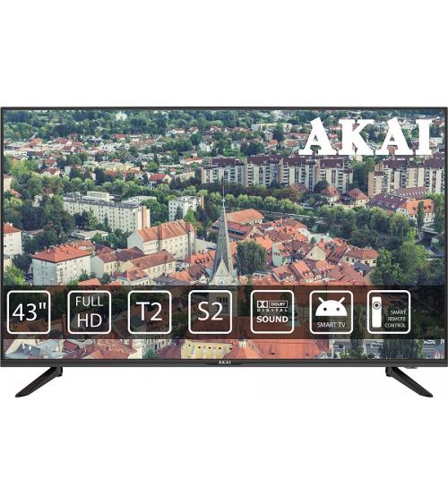 Телевизор Akai UA43LEF1T2S