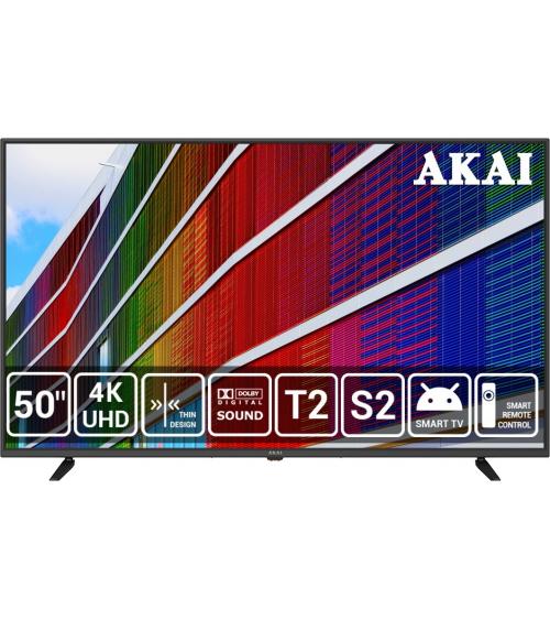 Телевизор Akai UA50IA124US