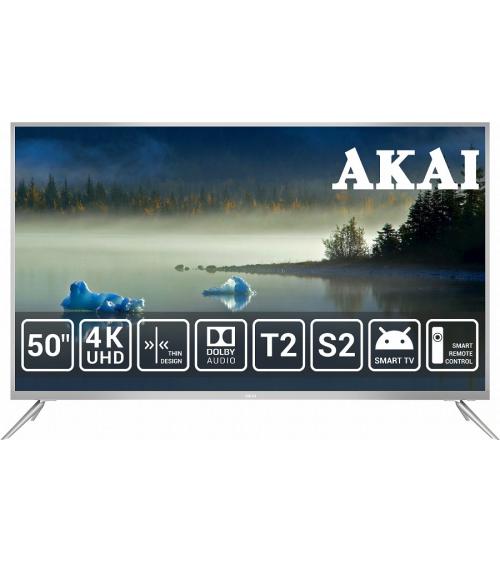 Телевизор Akai UA50LEM1T2USM