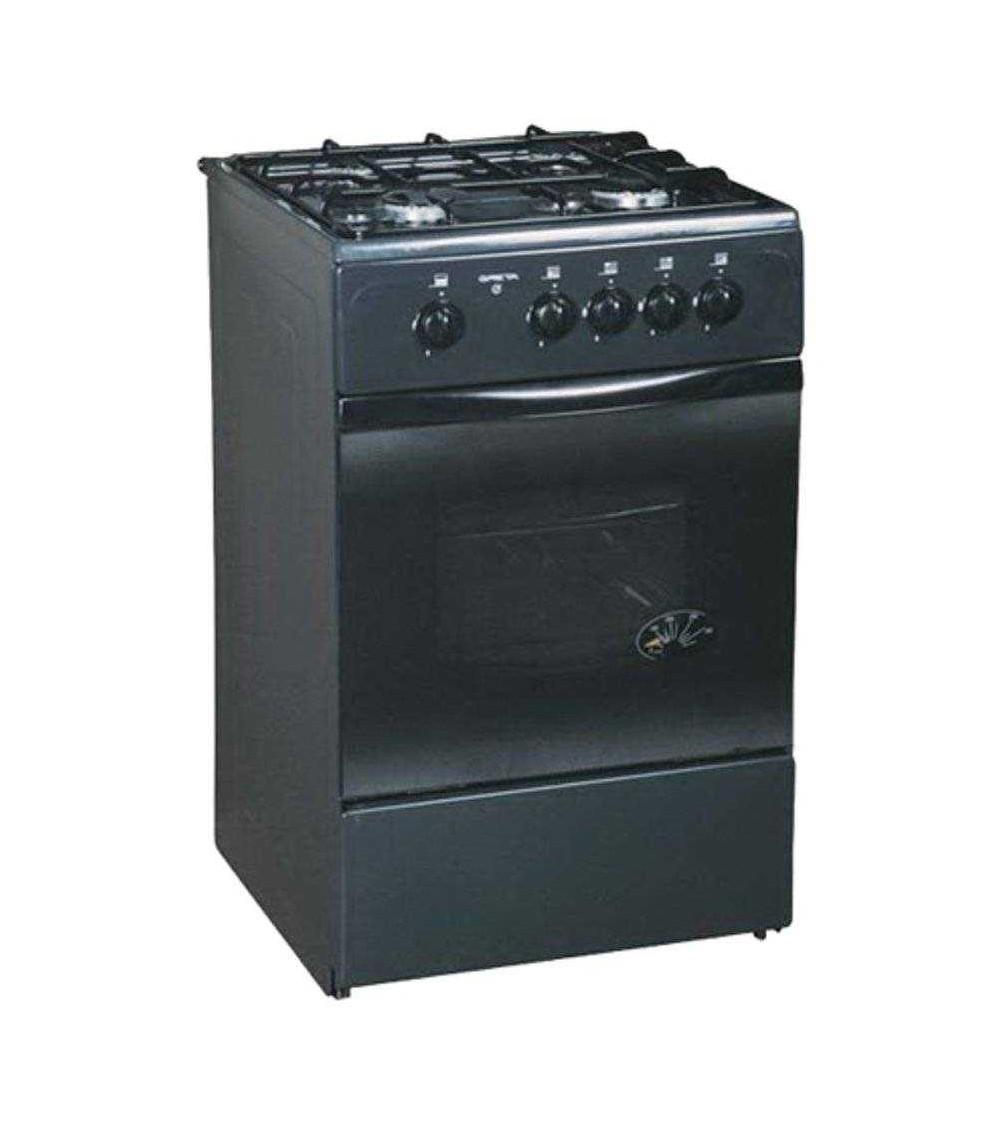Кухонная плита Greta 1470-00/12 серая